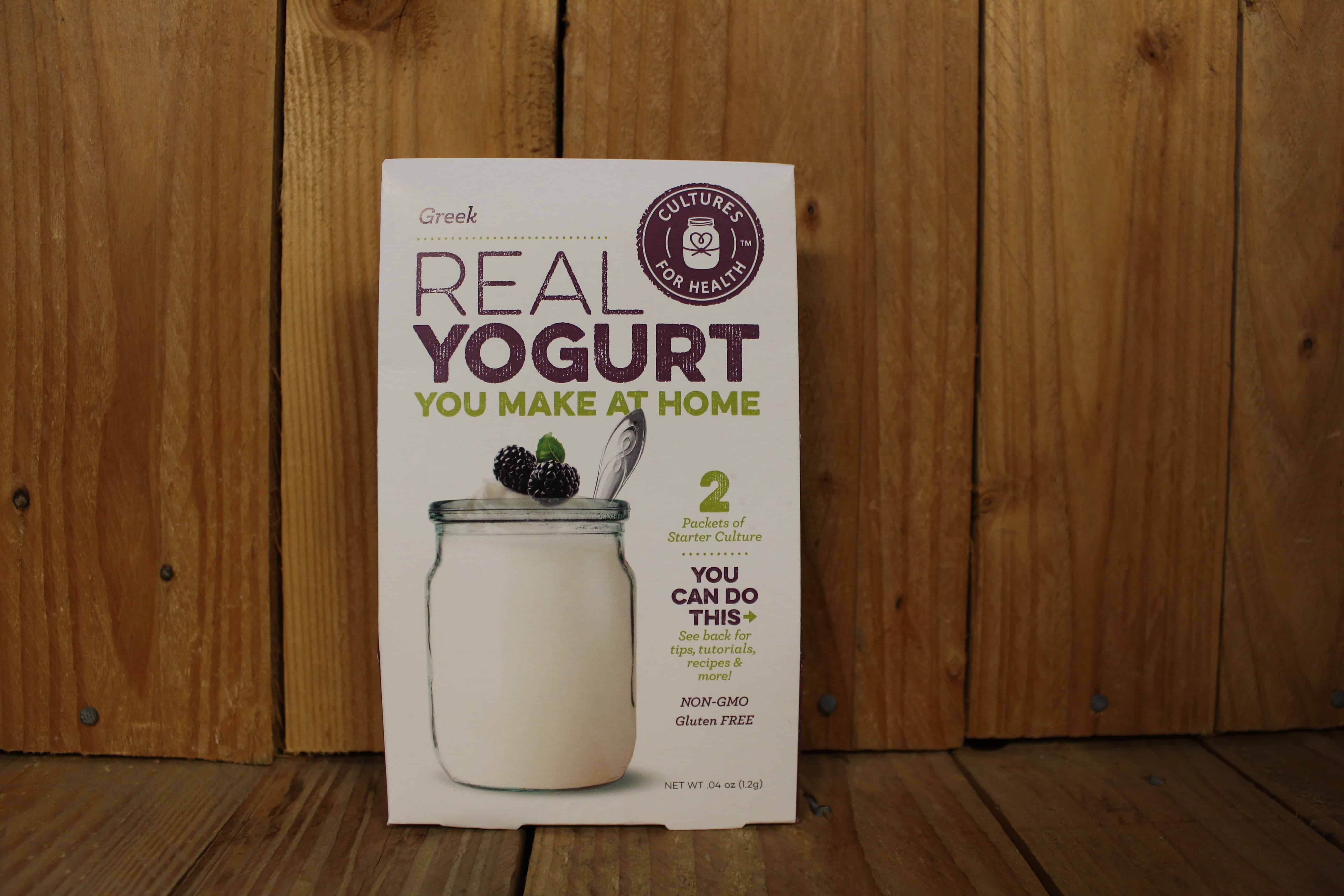 Cultures for Health – Yogurt, Greek Starter Culture