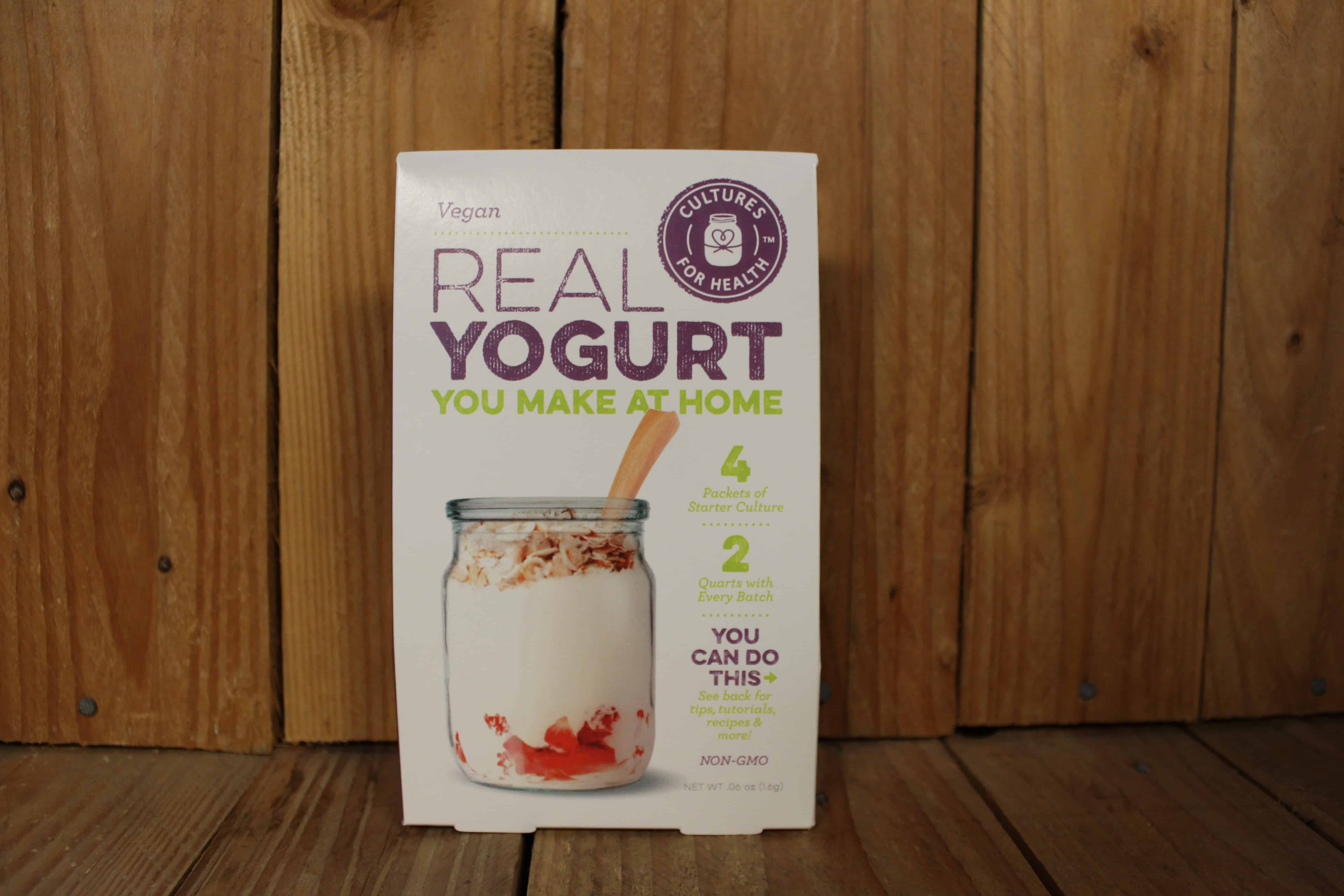 Cultures for Health – Yogurt, VEGAN Starter Culture