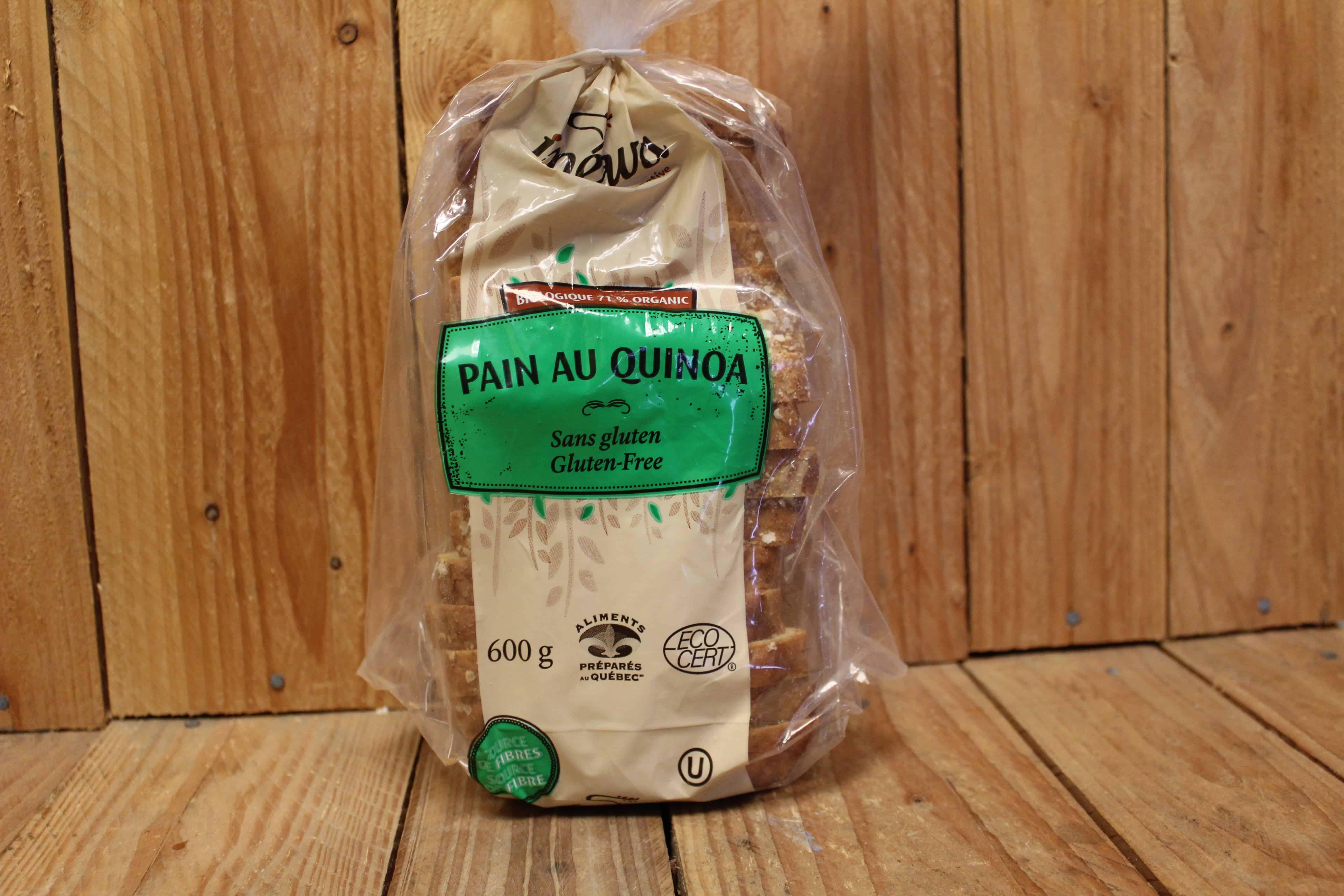 Inewa Bakery – Gluten-Free Quinoa Bread (600g)