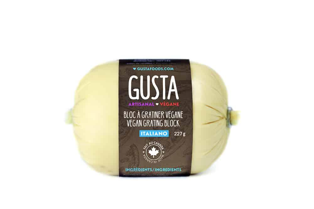 Gusta – Grating Block – Italiano Mozza (227g)