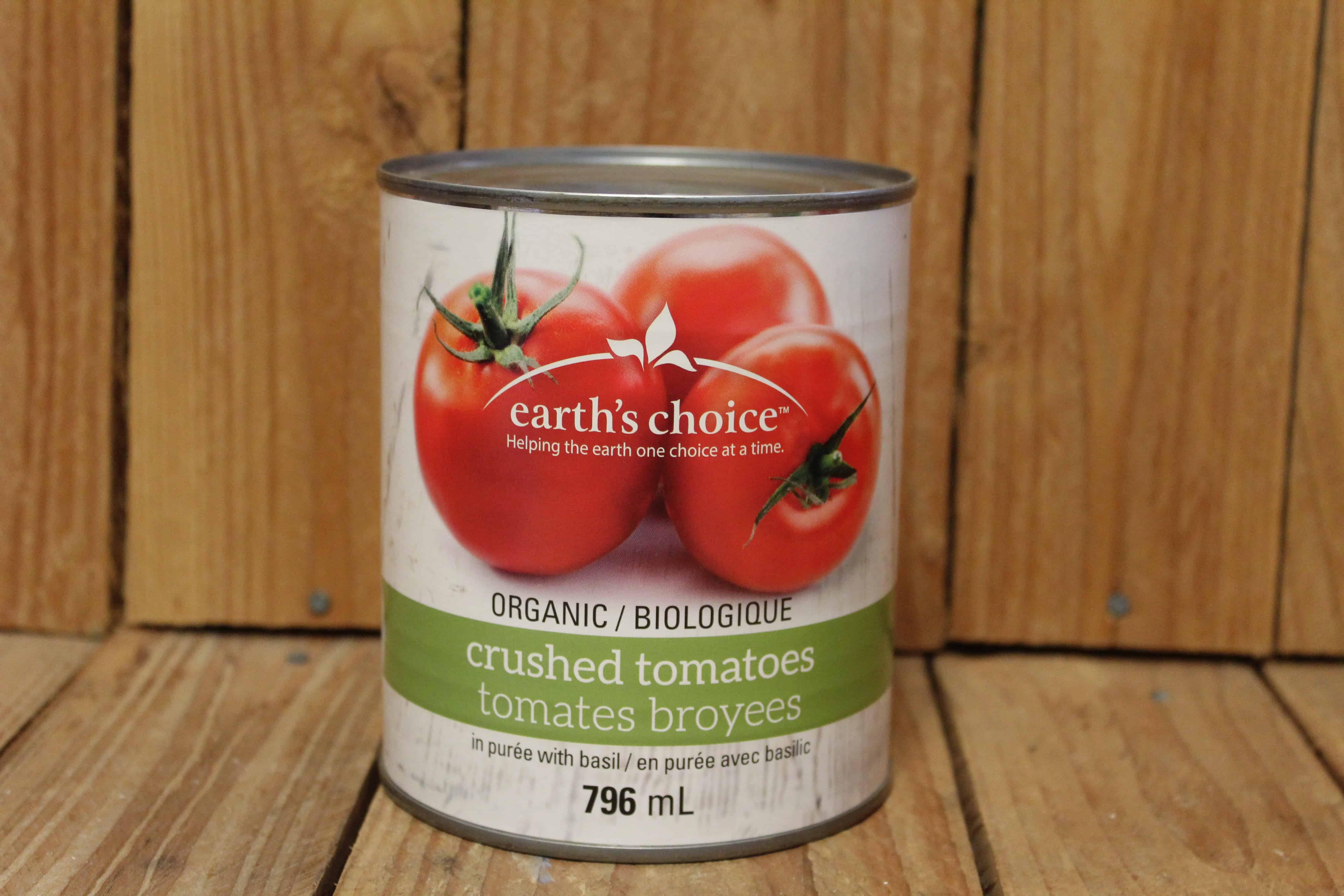 Earth's Choice – Crushed Tomatoes (796ml)