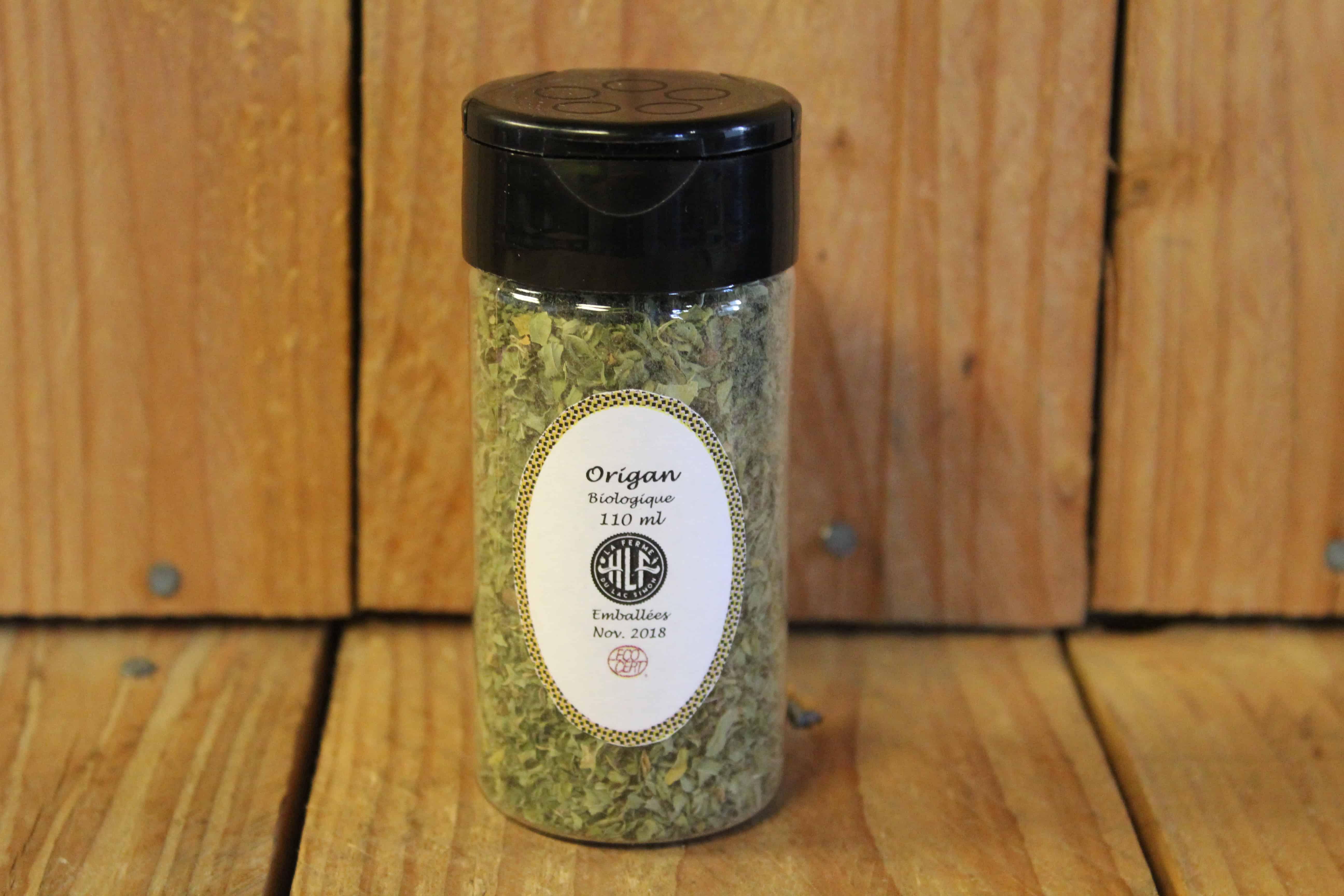 La Ferme HLF – Herbs – LOCAL Oregano (110ml)
