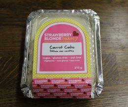 SB - Cake - Carrot