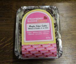 SB - Cake - Maple