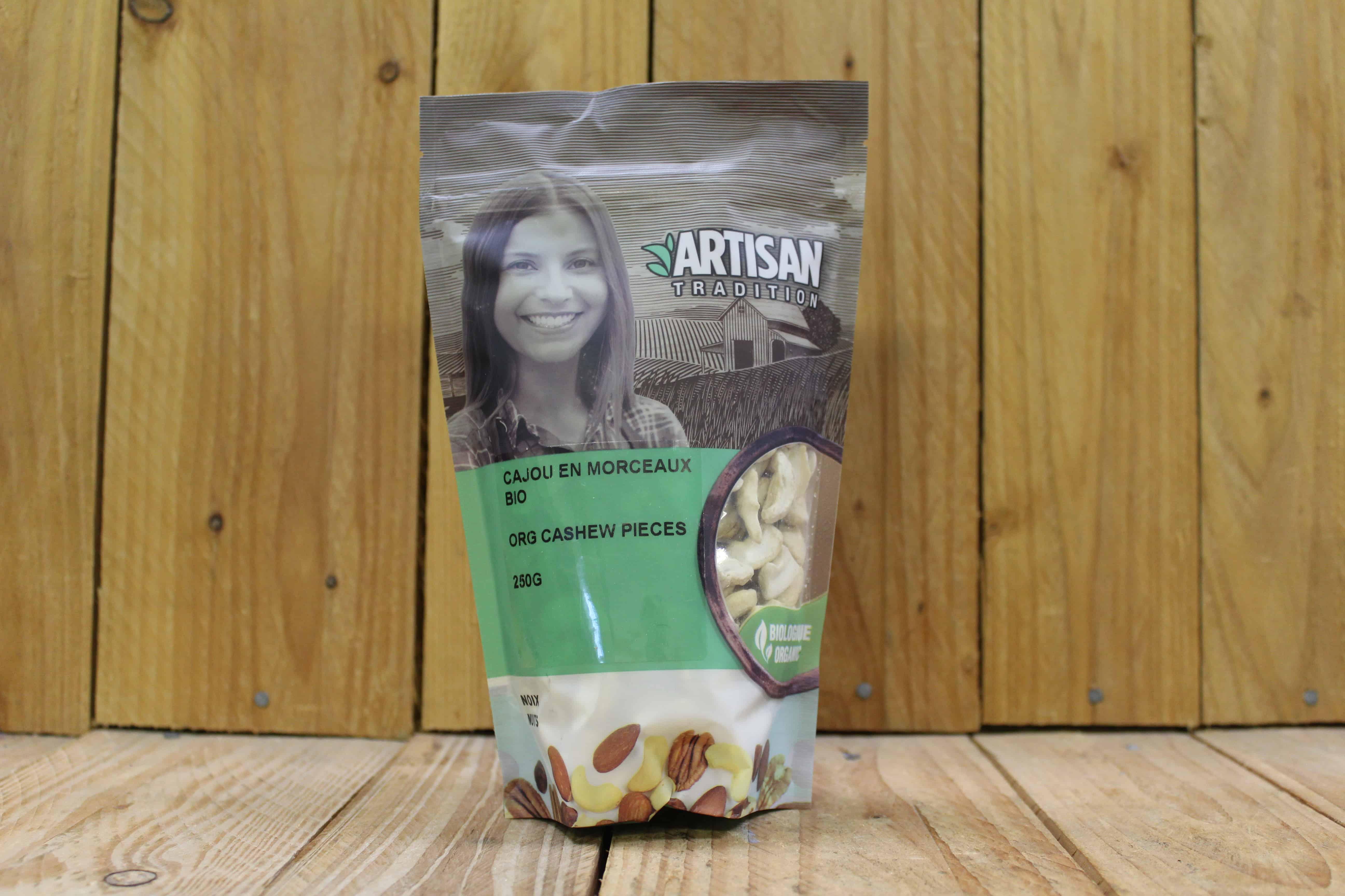 Artisan Tradition – Cashews Pieces (250g)