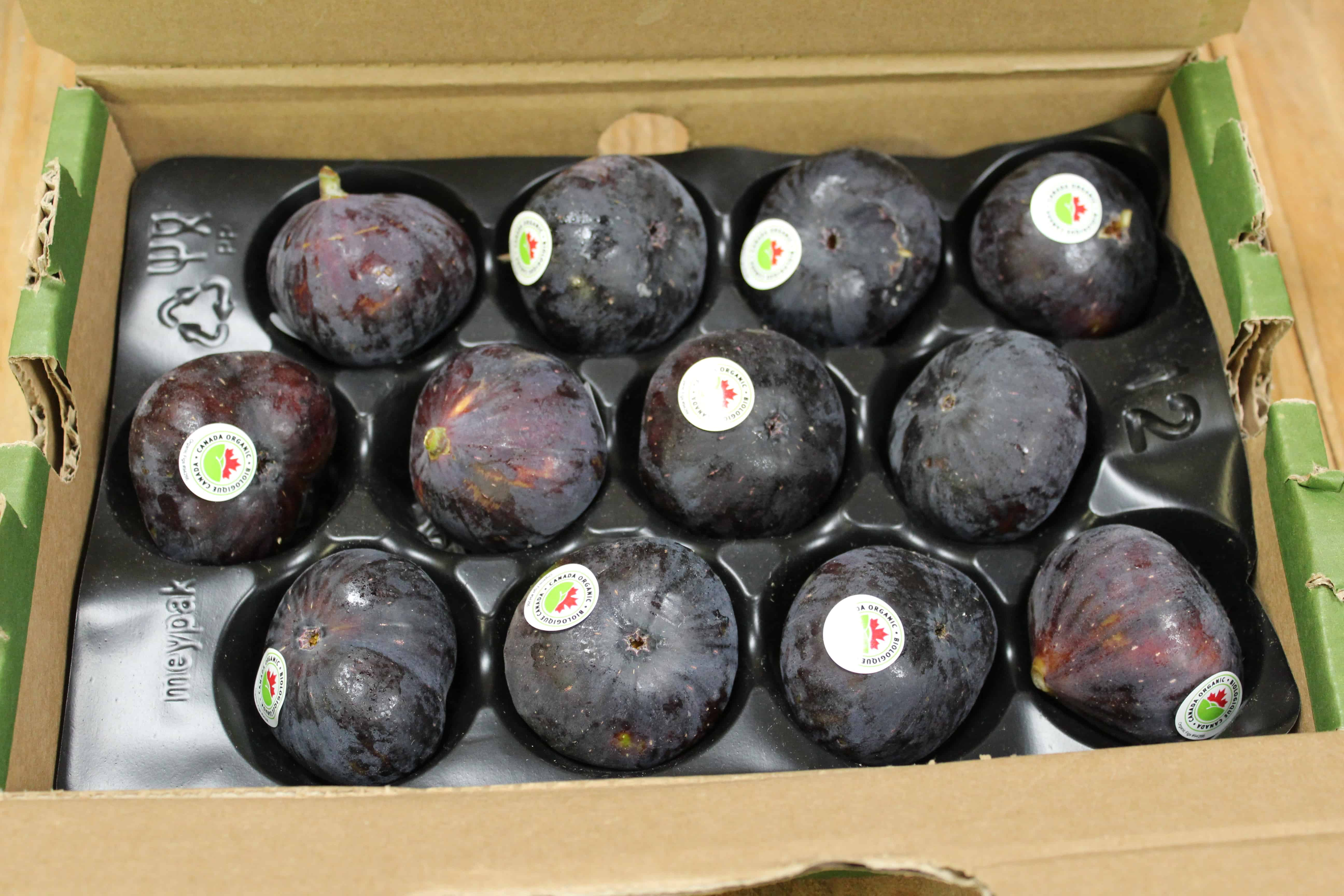 Figs – Black Mission, Fresh GREECE (Case/10-12CT)