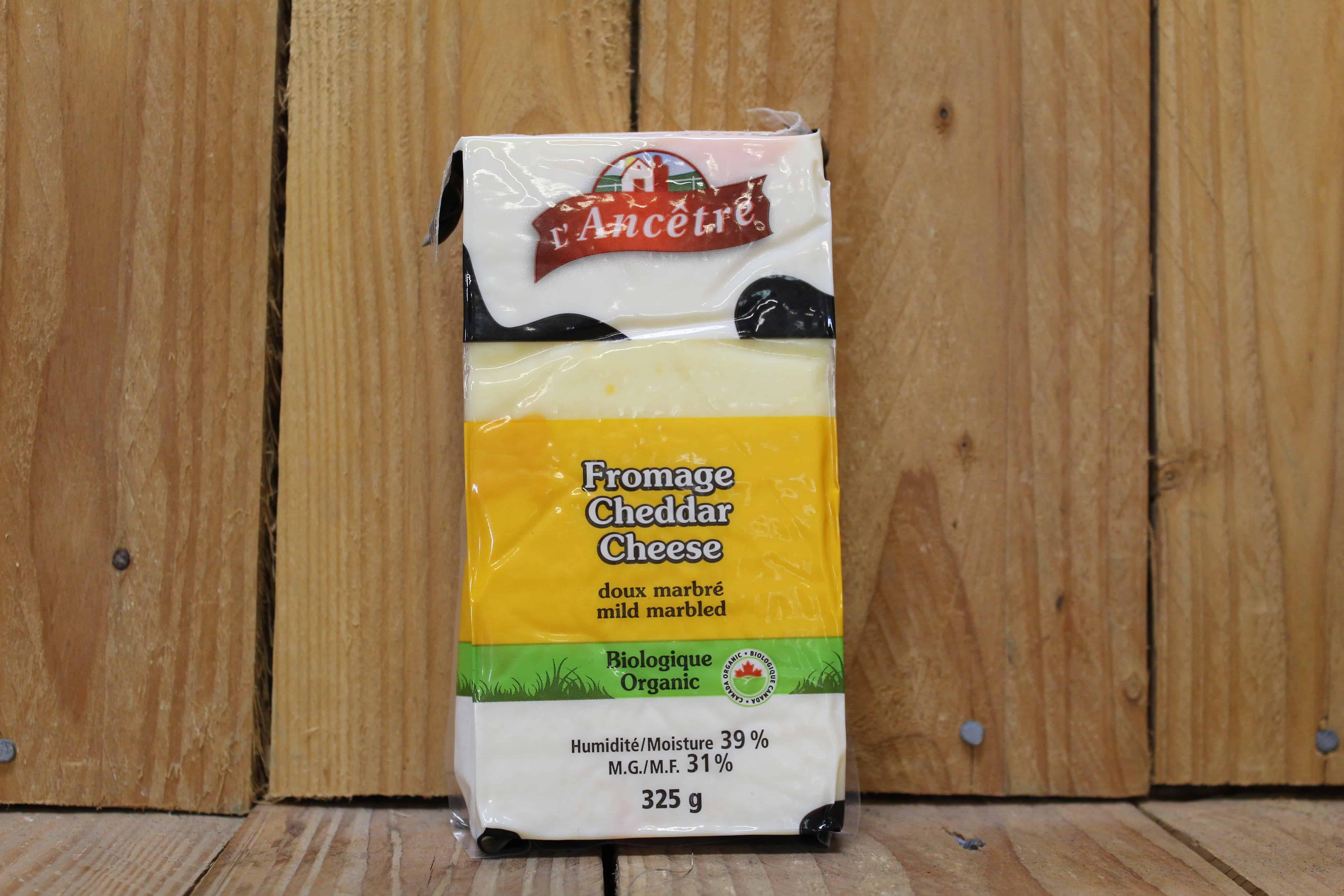 L'Ancetre – Cheddar Marbled, 31% MF (325g)