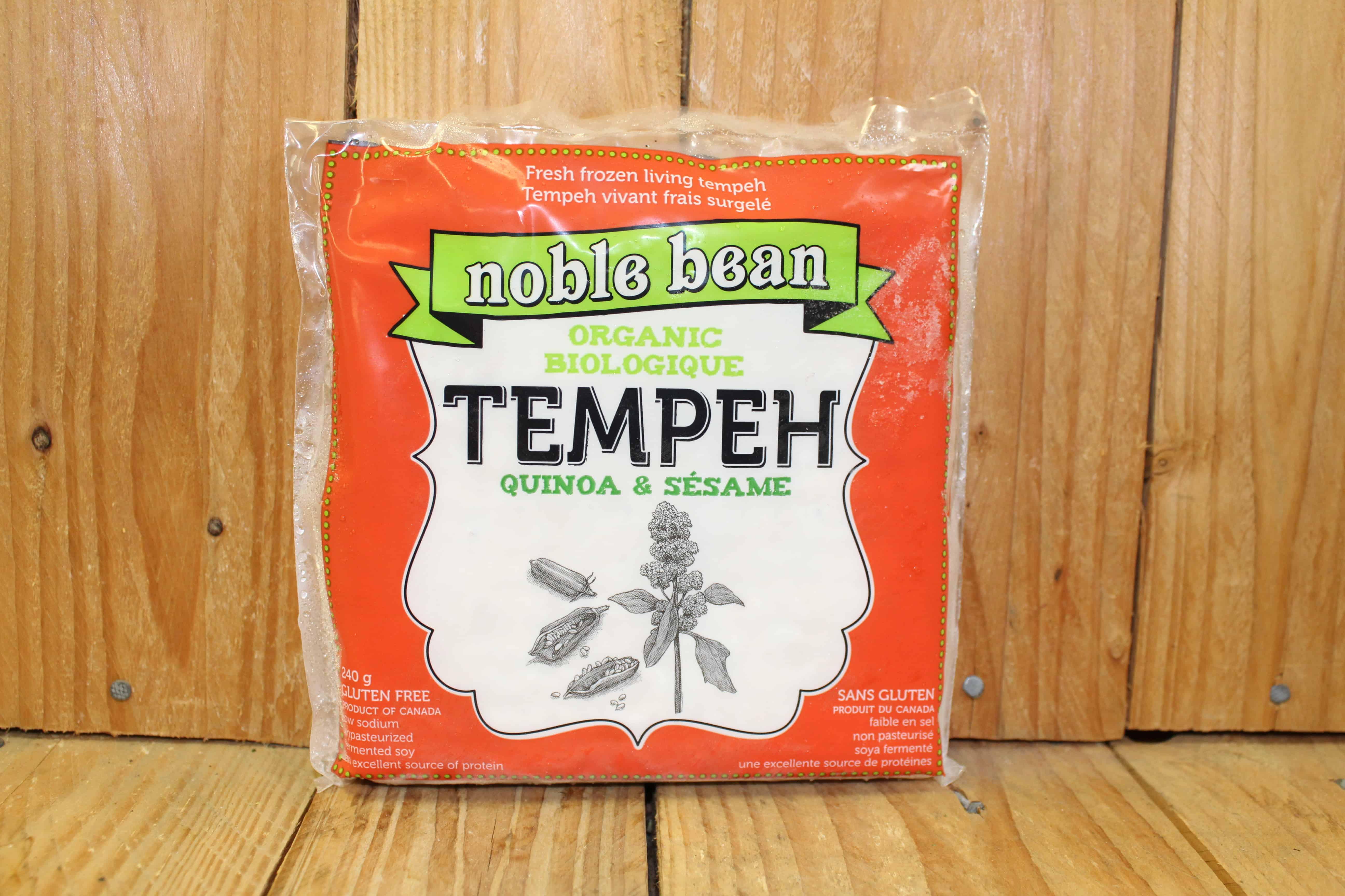 Tofu, Tempeh & Miso