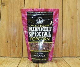 black popcorn