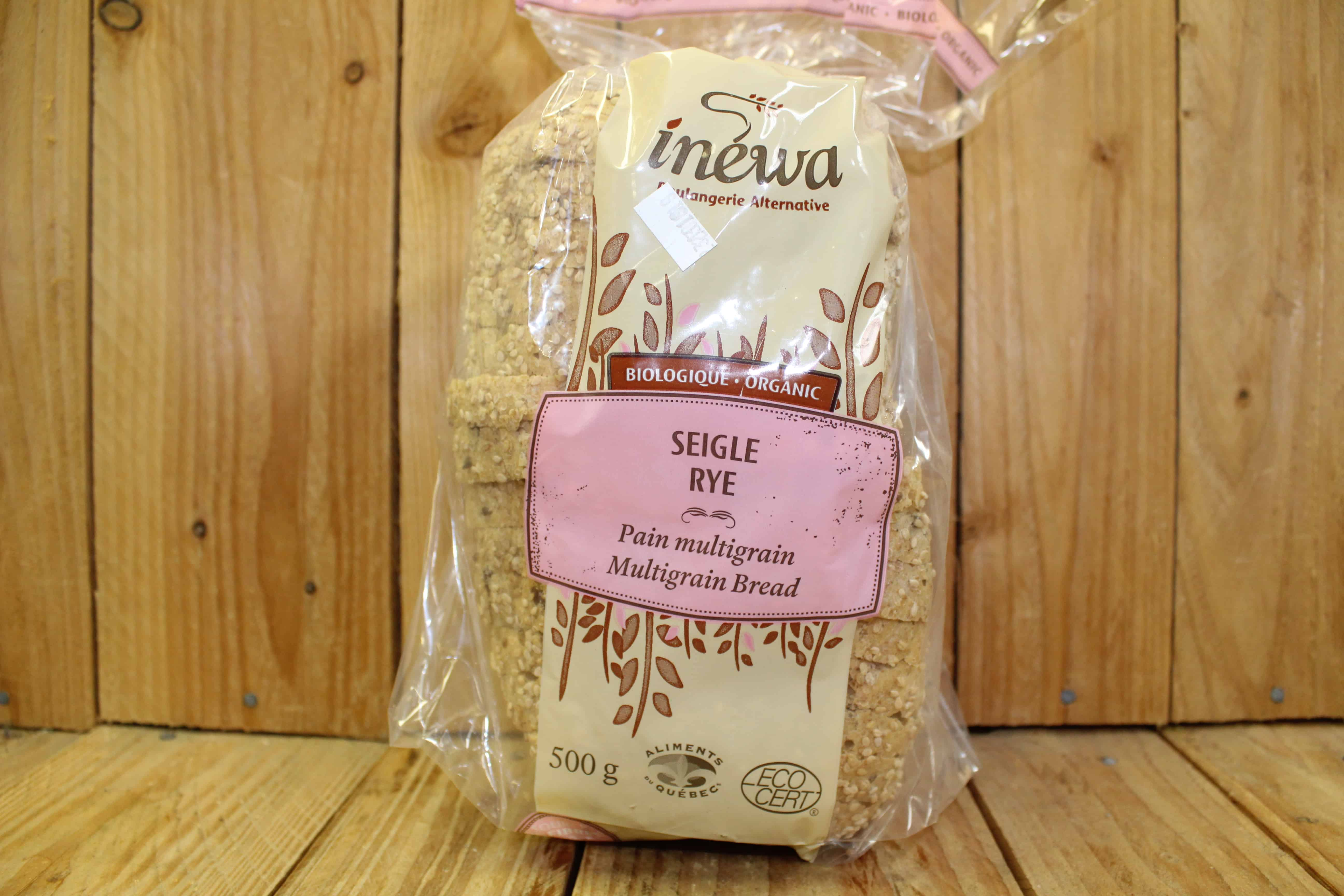 Inewa Bakery – Rye Multigrain Bread (500g)