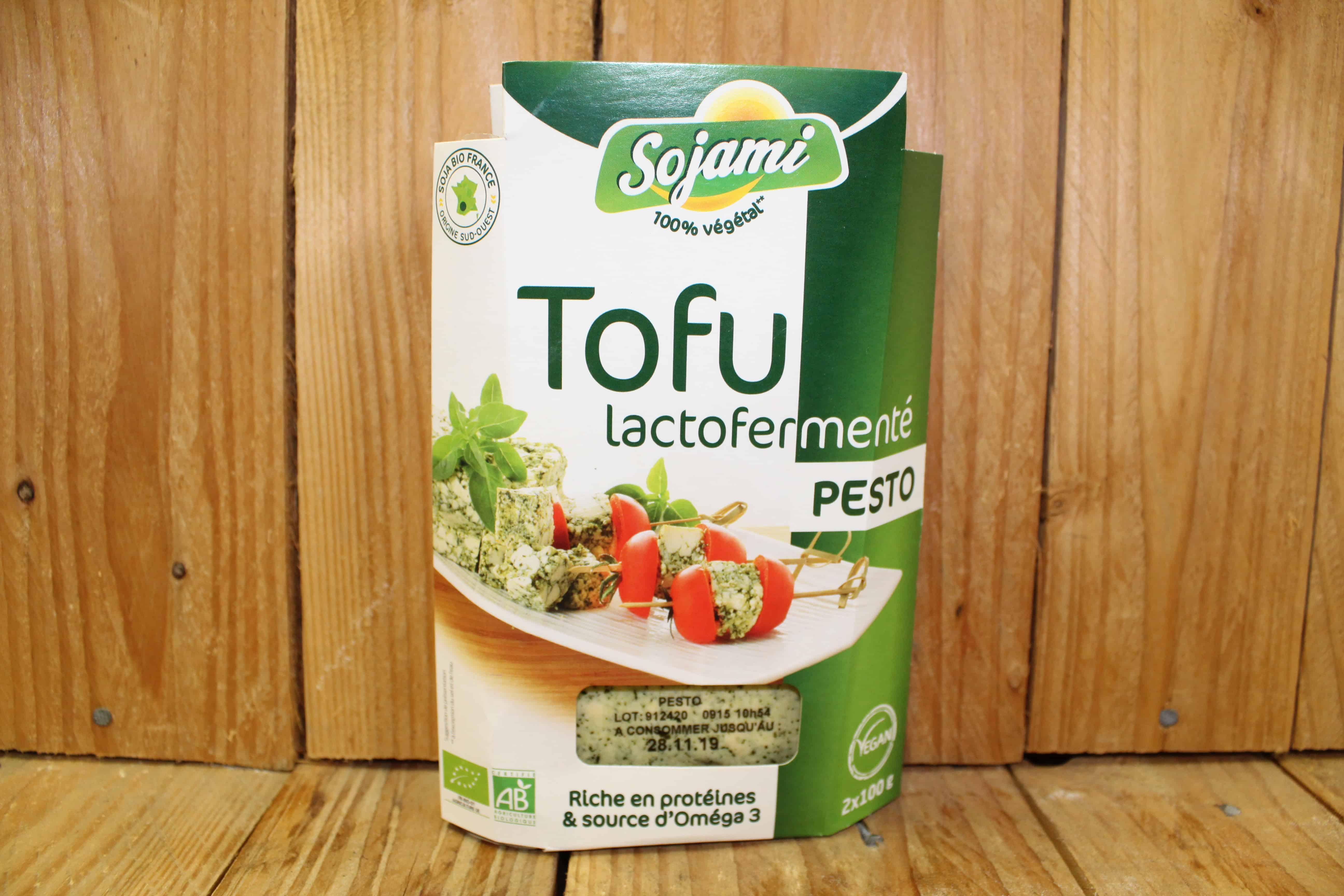 Sojami – Vegan Tofu Pesto (200g)