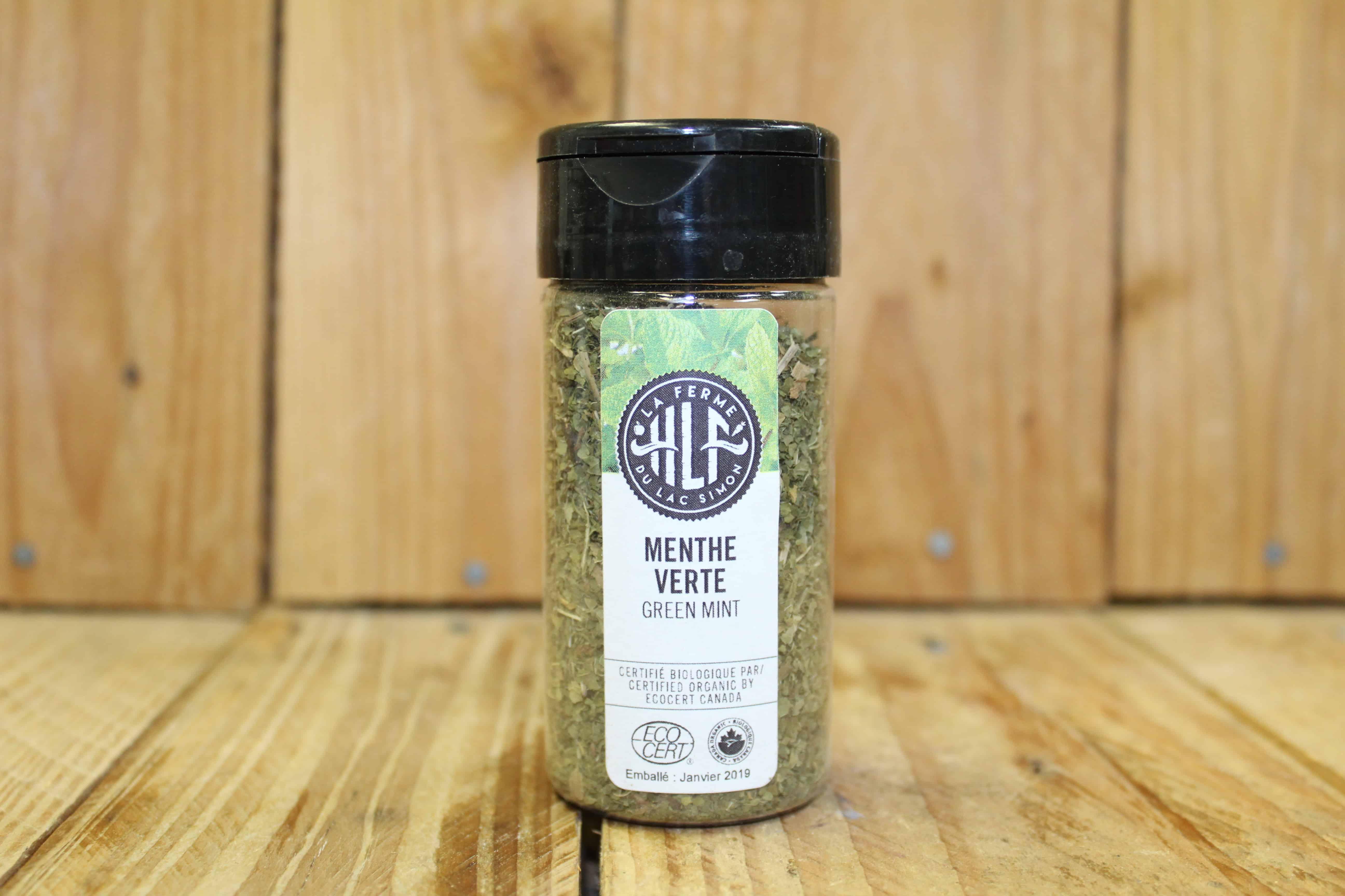 La Ferme HLF – Herbs – LOCAL Green Mint (110ml)