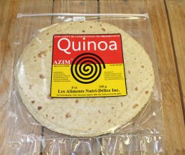 azim - quinoa