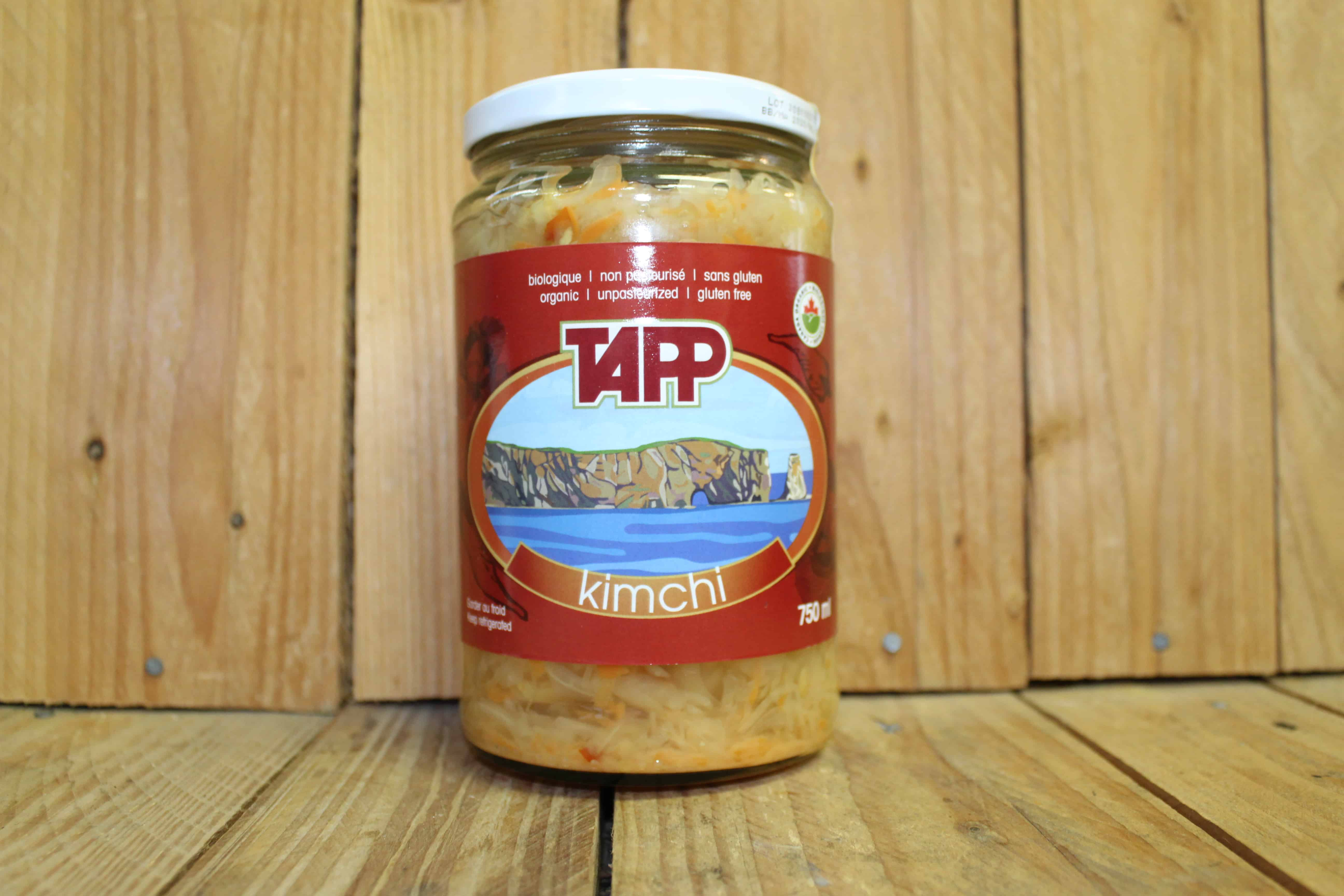 Tapp – Kimchi (750ml Jar)