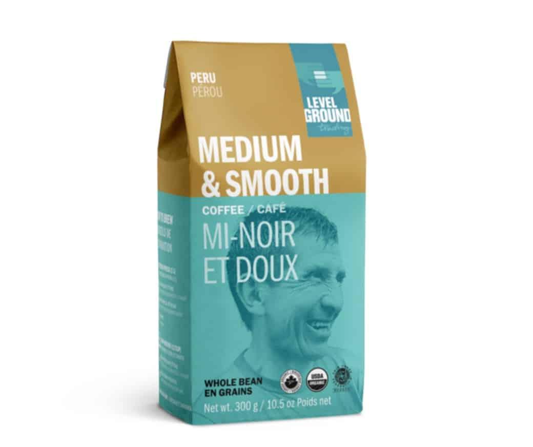 Level Ground – Coffee – Peru Medium Roast FAIR TRADE (300g)