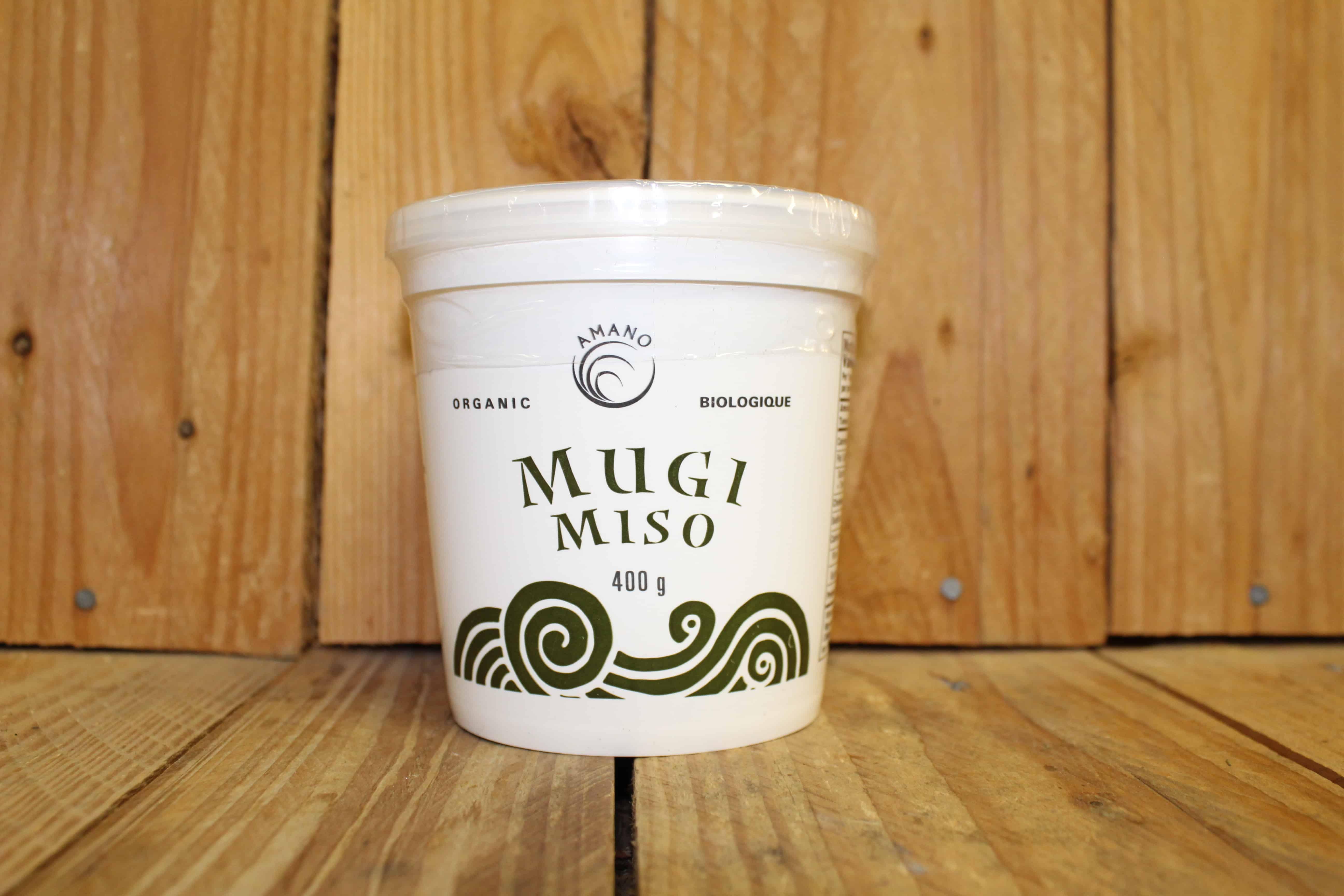 Amano – Miso Mugi Barley (400g Tub)
