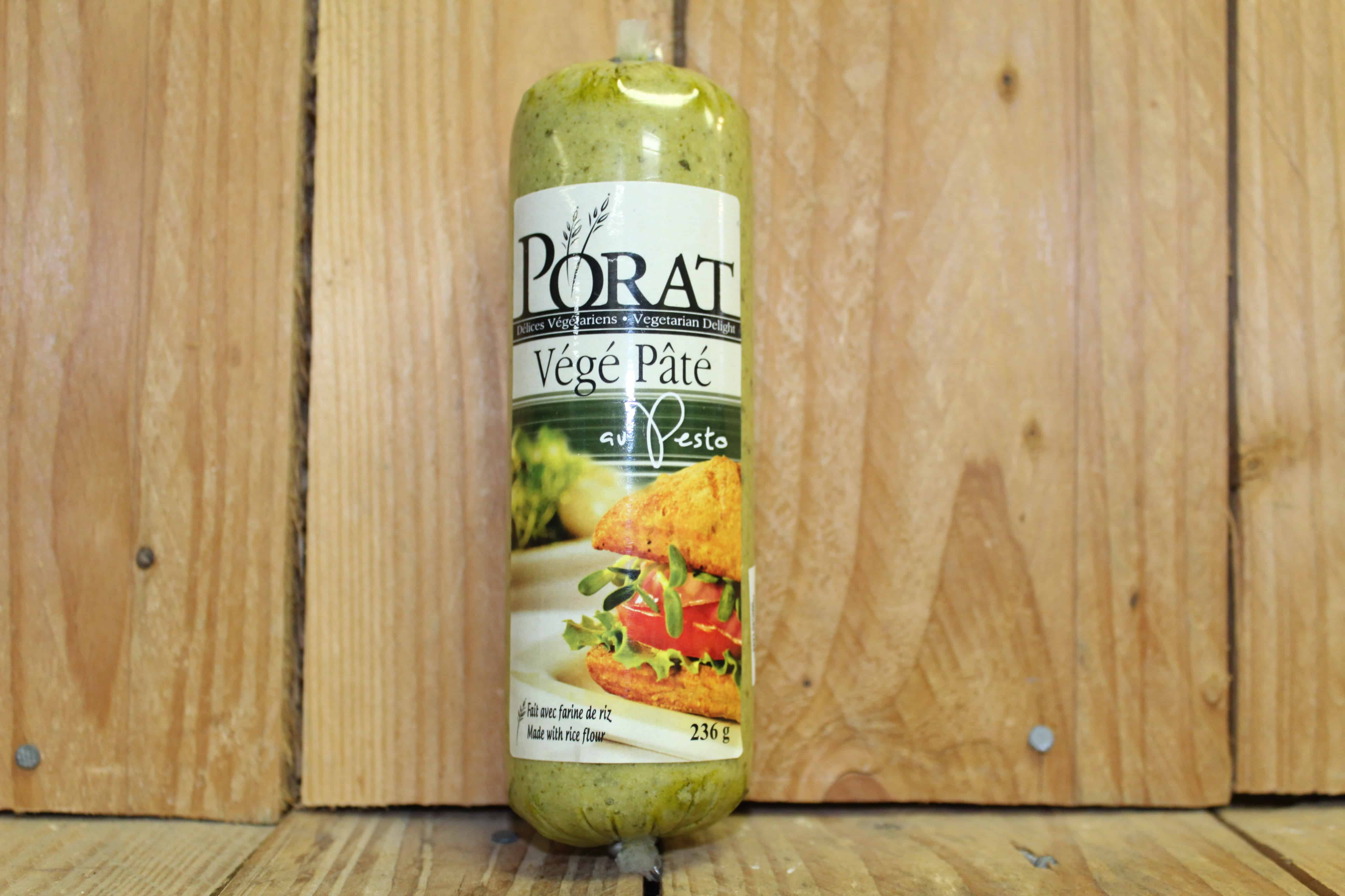 Porat Spread – Pesto (236g)