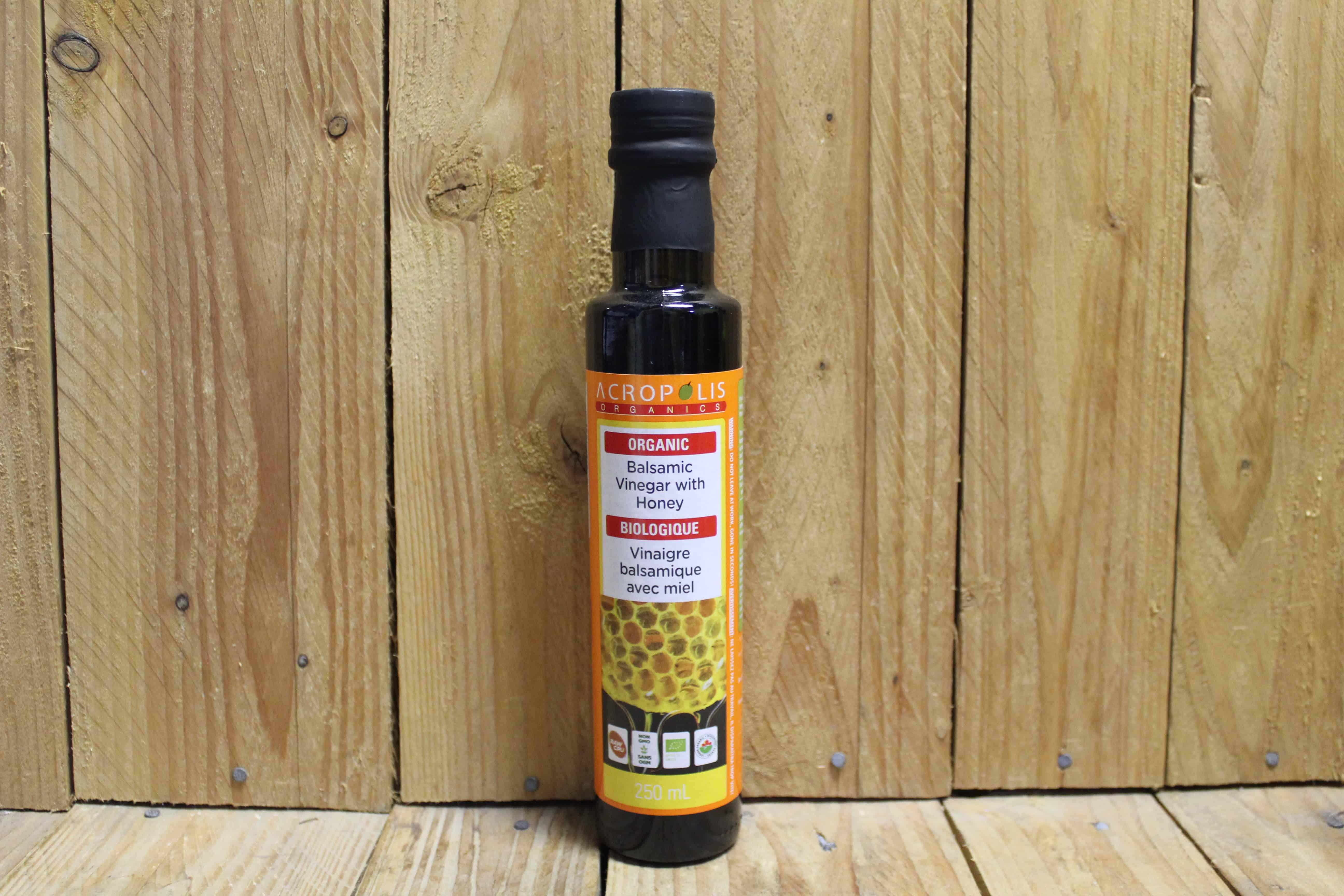 Acropolis – Organic Balsamic Vinegar with Honey (250ml)