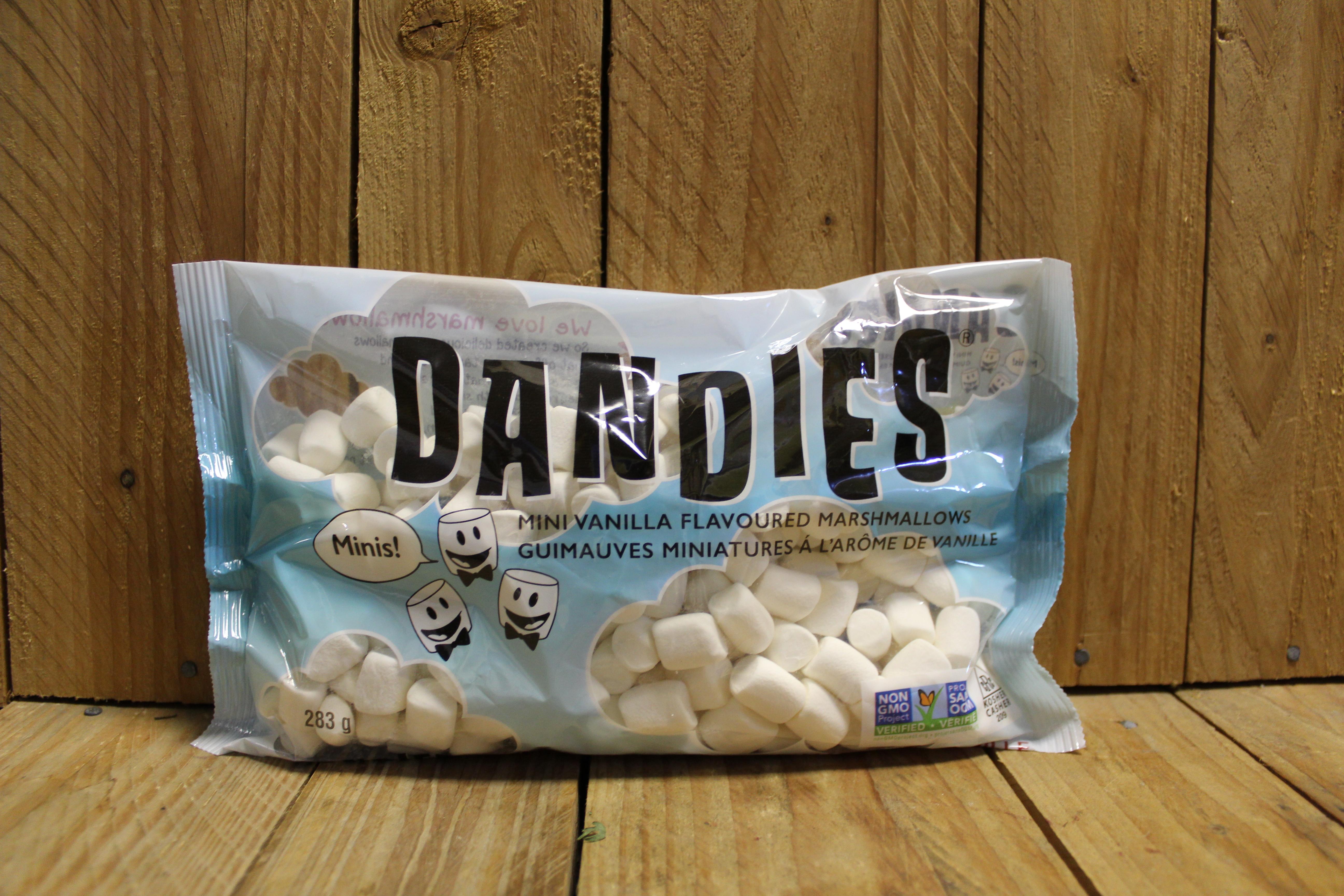 Dandies – Vegan Mini Marshmallows (283g)