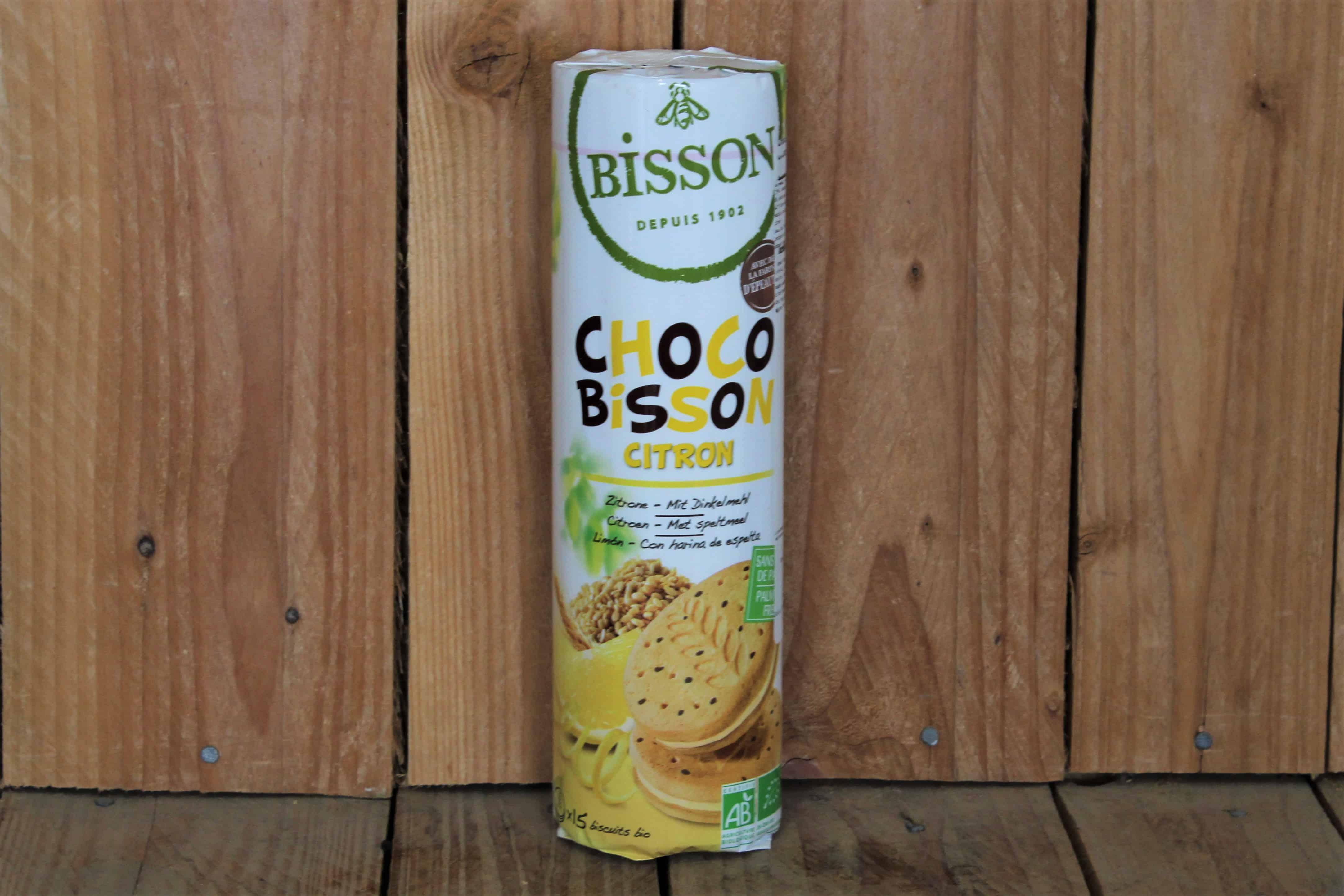 Bisson – Choco Bisson Cacao Lemon (300g)