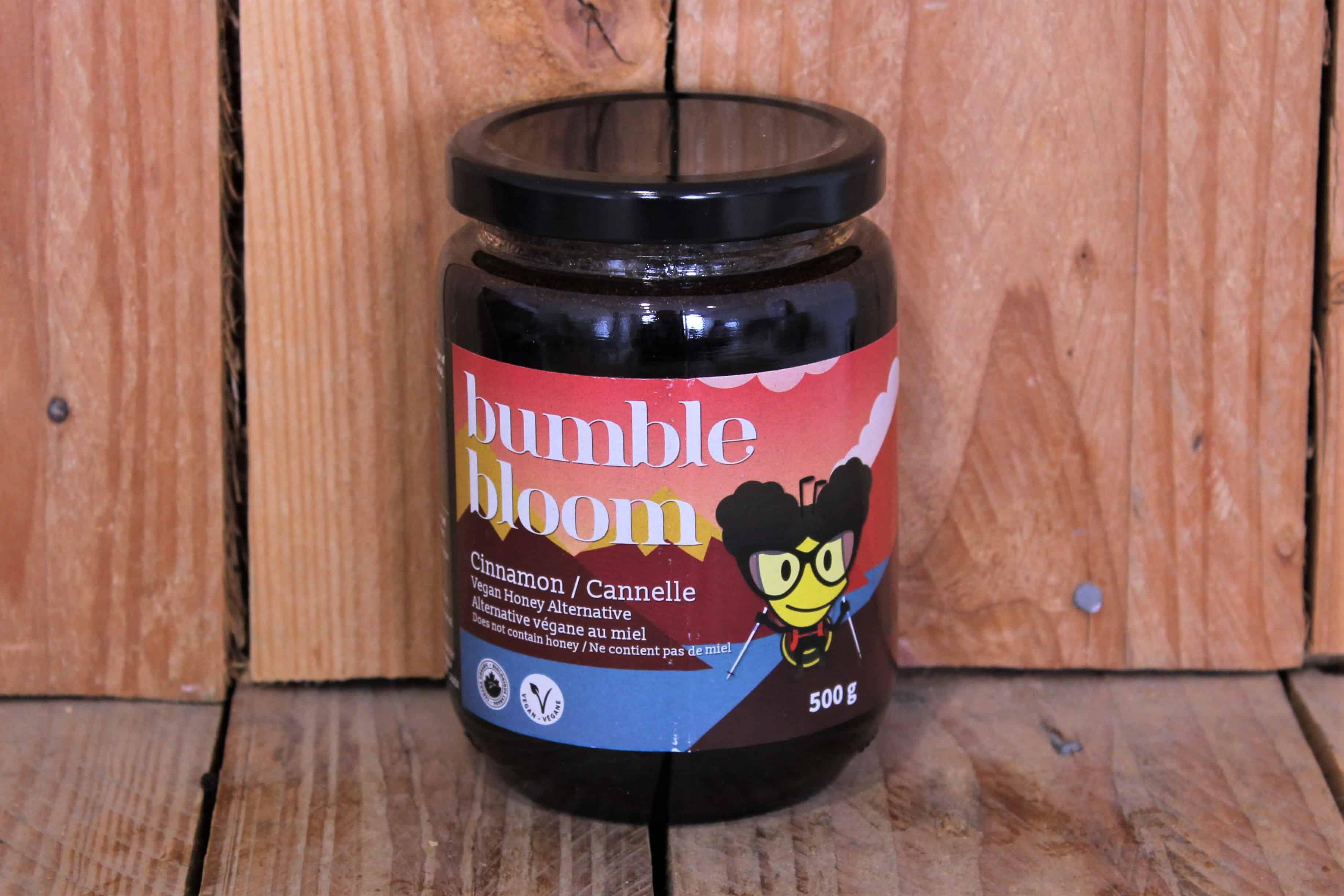 Bumble Bloom – Vegan Honey Alternative, Cinnamon (500g)